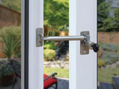 Locklatch Leave Any Window Or Door Open But Locked