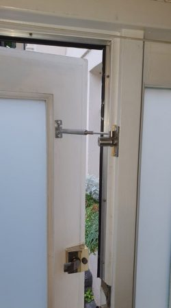 door and window security